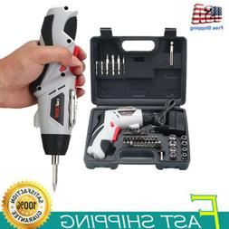 45 in 1 Electric Power Tool Rechargeable Cordless Screwdrive
