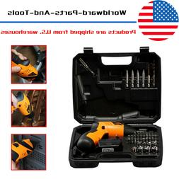 45 in 1 Power Tool Rechargeable Cordless Electric Screwdrive