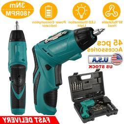 4.8V Electric Screwdriver Multifunctional Charging Hand Dril