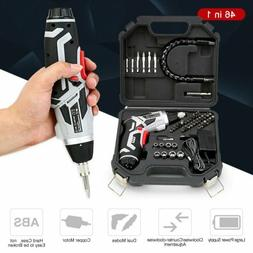 46 in 1 Rechargeable Wireless Cordless Electric Screwdriver