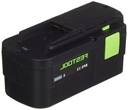 Festool 494522 Replacement Battery for C12 Cordless Drill, 1
