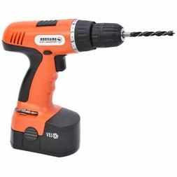78-Piece 18 Volt 110V Cordless Drill Set  Construction Work
