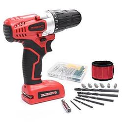 WORKSITE 8V Electric Cordless Drill ScrewDriver With 1300mA
