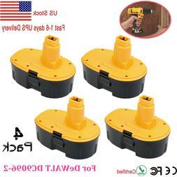 Dewalt - Xrp Battery - Black/orange