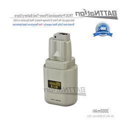 Extended 3.0AH Ni-Mh 12V Univolt DW9050 Battery for DEWALT D