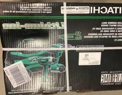 Hitachi 18V Li-Ion Cordless Combo Kit Hammer Drill & Impact