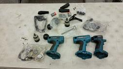 Makita Cordless Drill Parts plus Other Misc. Makita Parts