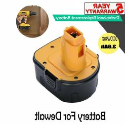 New 12V Volt Ni-MH Replacement Battery for Dewalt DC9071 DW9