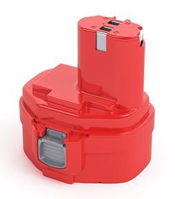 Pwr+ 14.4V Battery for Makita 1420 1422 1400 PA14 192600-1 1