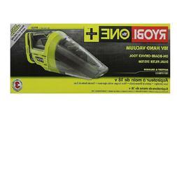 Ryobi P713 ONE + 18-Volt Lithium-Ion Cordless Hand Vacuum fo