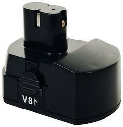 Trademark Stalwart Tools™ 18v NiCd Battery 75-6618V for 78