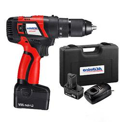 "ACDelco A20 Cordless 20V BRUSHLESS 1/2"" 2-Speed Drill Driver"