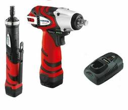 """AcDelco Li-ion 10.8V 3/8"""" Impact Wrench & Straight die grind"""