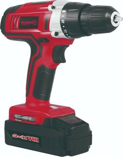 Worksite 18V Cordless Impact Drill Driver H.D Ni-Cr Battery