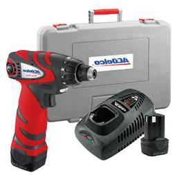 ACDelco ARD12113T Li-ion 12-Volt Drill Driver, 142 in-lbs -
