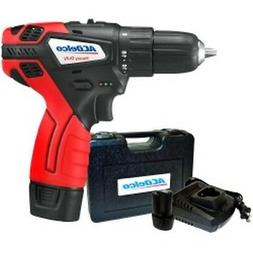 AC Delco ARD12119 G12 Series Li-ion 12V 2-Speed Drill/Driver