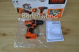 bare tool new black decker ldx120 20v