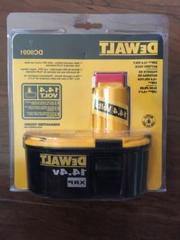 NEW DEWALT 14.4V Battery XRP 2.4 Ah NiCd DC9091