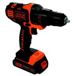 Black & Decker BDCDMT120C 20V MAX Cordless Lithium-Ion Matri