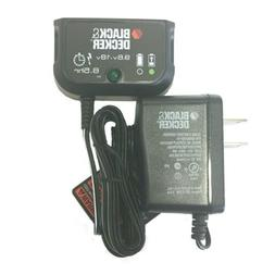 Black & Decker 90500928 Charger for Drill, 12-Volt
