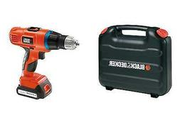 Black & Decker EPL148 220 240 Volt Cordless Drill 14V Europe