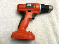 Black & Decker GCO1200 12V Cordless Drill/Driver  With Charg