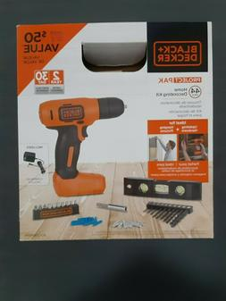 Black and decker home decorating kit 44 piece