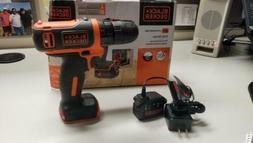 BLACK+DECKER 12V MAX Cordless Drill/Driver