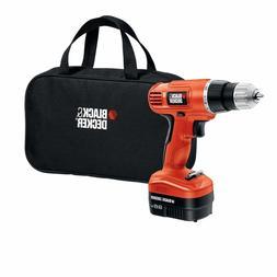 Black & Decker GCO9602SB 9.6-Volt Cordless Drill/Driver with