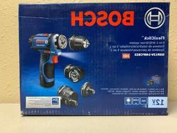 BOSCH GSR12V-140FCB22 - 12 V Max Flexiclick 5-In-1 Drill/Dri