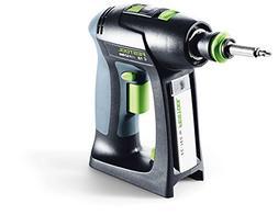 Festool C18 Li 5.2Basic 564619 Cordless Drill