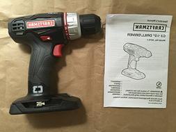 Craftsman C3 19.2 Volt 1/2 Inch Drill/Driver Model 5275.1