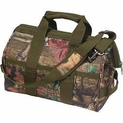 Bucket Boss Camo Gatemouth Tool Bag, Model# 85016