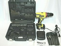 CACOOP CCD20002L Cordless 2-Speed Hammer Drill Driver 20MAX