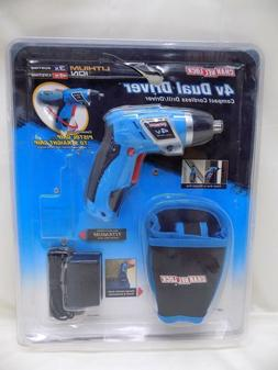 Chicago Power Tools,Channellock 4 Volt Dual Driver Compact C