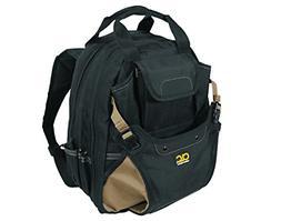 Custom LeatherCraft CLC 1134 Tool Backpack, 48-Pocket Shop R