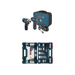 Bosch CLPK22-120 12-Volt Lithium-Ion 2-Tool Combo Kit (Drill