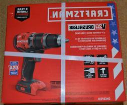 """Craftsman CMCD721B 1/2"""" 20V Cordless Hammer Drill"""