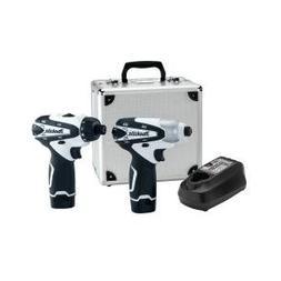 Makita Combo Kit Drill/Driver And Circular Saw 12 V 0-350/0-