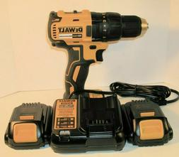 DEWALT Compact Brushless Drill Driver Kit Lithium-Ion 20V MA