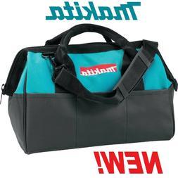 "Makita 831253-8 Contractor Tool Bag, 14"""