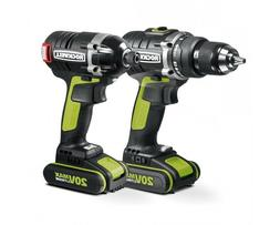 Rockwell 20V Cordless Brushless 2-Piece Combo Drill and Impa