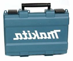 Makita Cordless Tool case: Fits One Drill BHP454, BDF452, BH
