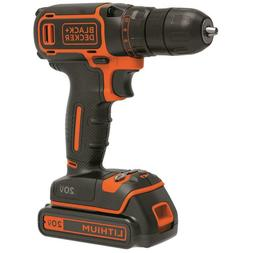 Cordless Drill Battery + Charger Included Comfortable, Easy,