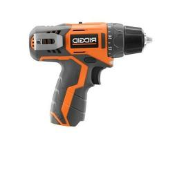Cordless Drill Driver 3/8 Inch Bare Tool Lithium Ion 12 Volt