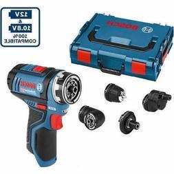 Bosch Cordless Drill Driver GSR 12V-15 FC Solo 12V Voltage N