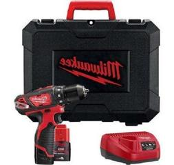 Milwaukee Cordless Drill Driver M12 BDD-202C 12V Voltage 2.0