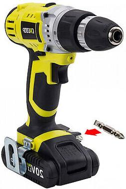 cordless drill driver variable 2 speed compact