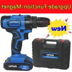 Cordless Electric Drill Electrical Screwdriver Hand Driver 4