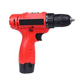 Cordless Rechargeable Screwdriver 12.6V Electric Cordless Dr